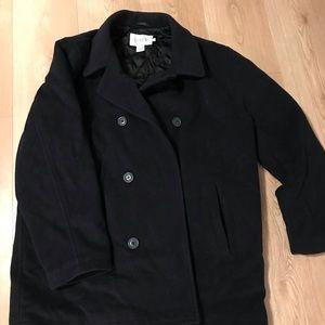 Classic J Crew Pea Coat